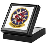 Flying Tigers Keepsake Box