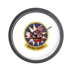 Flying Tigers Wall Clock