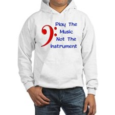 Play The Music Hoodie