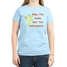 Play The Music T-Shirt
