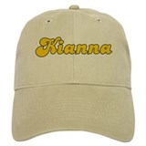 Retro Kianna (Gold) Cap