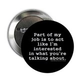 "Cool Waiter 2.25"" Button (10 pack)"