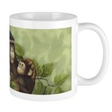 Chimpanzee Small Mug