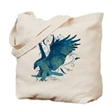 Riyah-Li Designs Eagle Tote Bag