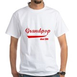 Grandpop Since 2001 Shirt