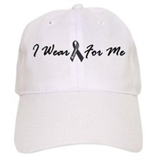 I Wear Black For Me 1 Baseball Cap