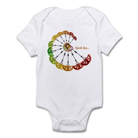 Cam &amp;amp;quot;C&amp;amp;quot; Citrus - Infant Bodysuit