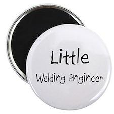 Little Welding Engineer Magnet