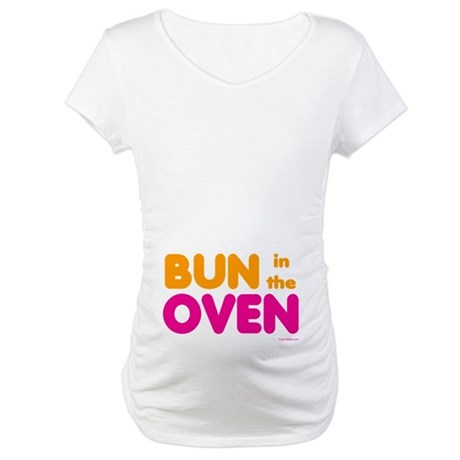 Bun in the Oven Maternity T-Shirt