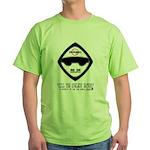 Kill Free Will-Sheeple Green T-Shirt