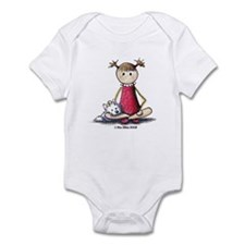 Kit & Kaboodle Infant Bodysuit