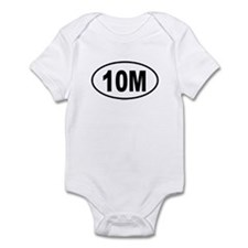 10M Infant Bodysuit