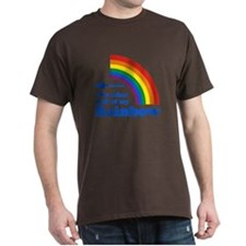 The other half of my rainbow T-Shirt