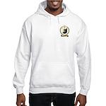 BONNEAU Family Crest Hooded Sweatshirt