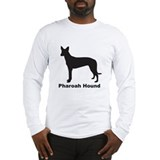 PHAROAH HOUND Long Sleeve T-Shirt