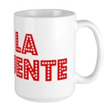 Retro La Puente (Red) Mug