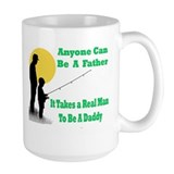 Real Man Daddy Mug