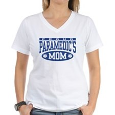 Proud Paramedic's Mom Shirt