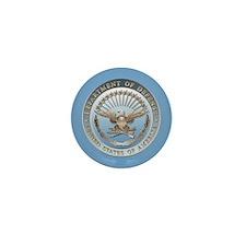 D.O.D. Emblem Mini Button (10 pack)