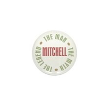 Mitchell Man Myth Legend Mini Button (100 pack)