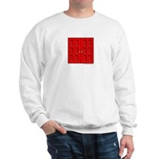 Red Doors Sweatshirt