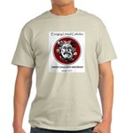 Enraging Liberal Catholics Ash Grey T-Shirt