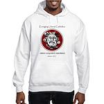 Enraging Liberal Catholics Hooded Sweatshirt