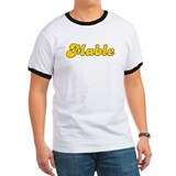 Retro Mable (Gold) T