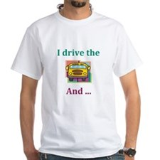 School Bus Driver Shirt