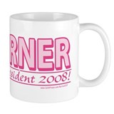 Mark Warner For President 2008 Mug