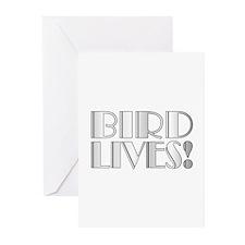 Bird Lives! Greeting Cards (Pk of 10)