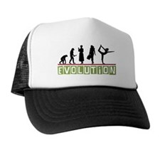 Evolution Yoga Trucker Hat