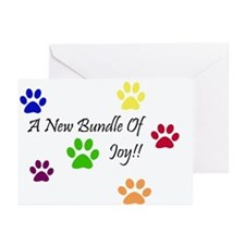 New Puppy Greeting Cards (Pk of 20)