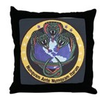 National Recon Throw Pillow