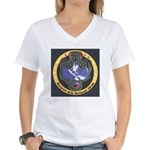 National Recon Women's V-Neck T-Shirt