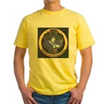 National Recon Yellow T-Shirt