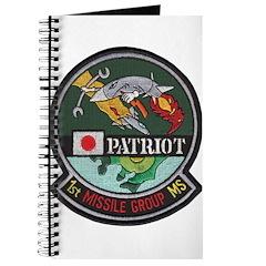 Patriot Missile Journal