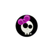 Cute Cute skeletons Mini Button