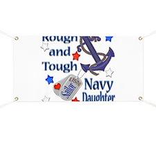 Anchor Sailor Daughter Banner