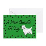 New Westie Greeting Cards (Pk of 10)