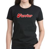 Retro Furrier (Red) Tee