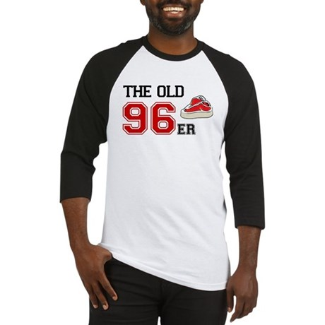 The Old 96er Baseball Jersey