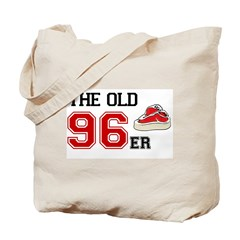 The Old 96er Tote Bag