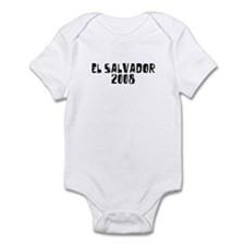 El Salvador Infant Bodysuit