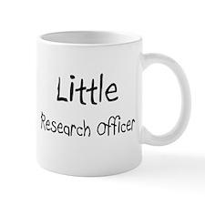 Little Research Officer Mug