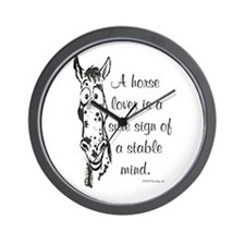 Appaloosa Horse Lover  Wall Clock