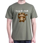 Hear No Evil Dark T-Shirt