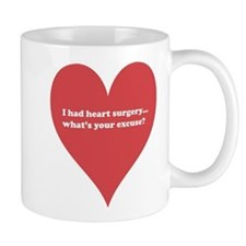 I had heart surgery, what's y Coffee Mug