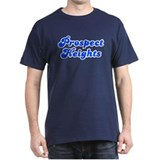 Retro Prospect Hei.. (Blue) T-Shirt