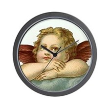 Guardian Angel #1 Wall Clock